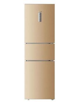 图片 海尔(Haier) 电冰箱225家用三开门风冷无霜经济节能省电大容量 BCD-225WDPT 225升