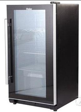图片 海尔冷柜122升多温区冰吧