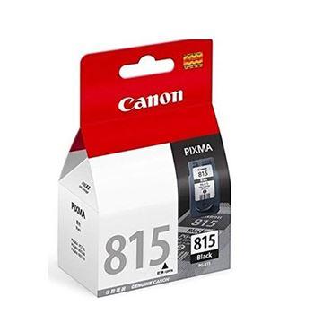 图片 佳能 PG-815 黑色墨盒(适用IP2780 2788 MP259 498 MX348 358 368 418 428) (计价单位:个)